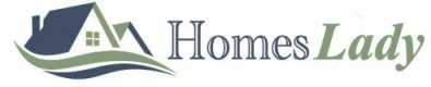 Homes Lady  Logo